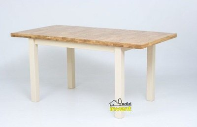 , 2, ШхД: 60х90см, SOLID TABLE, finger joint, Льняное масло