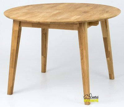 , 2, ШхД: 90х90см, SOLID TABLE, finger joint, Льняное масло