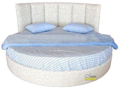 круглые кровати Invent